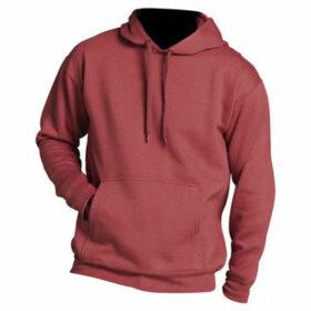 Sols  Slam Unisex Hooded Sweatshirt  Hoodie  women's Sweatshirt in Red