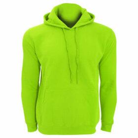 Sols  Snake Unisex Hooded Sweatshirt  Hoodie  women's Sweatshirt in Green