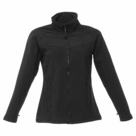 Regatta  Ladies Uproar Softshell Wind Resistant Jacket  women's Sweatshirt in Black