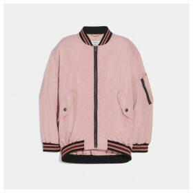 Coach Nylon Ma-1 Jacket