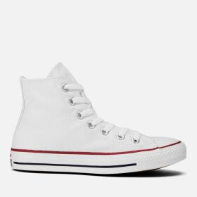 Converse Chuck Taylor All Star Canvas Hi-Top Trainers - Optical White - UK 3