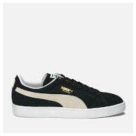 Puma Suede Classic+ Trainers - Black/White