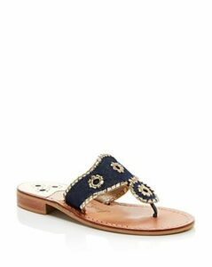 Jack Rogers Women's Jacks Denim Thong Sandals