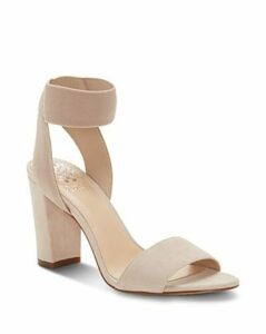Vince Camuto Women's Citriana Suede High-Heel Sandals