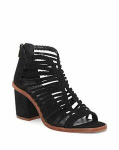 Vince Camuto Women's Kestal Leather High-Heel Sandals