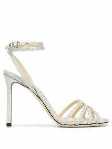Jimmy Choo Mimi sandals - Silver