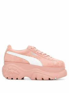 Puma Buffalo sole sneakers - PINK