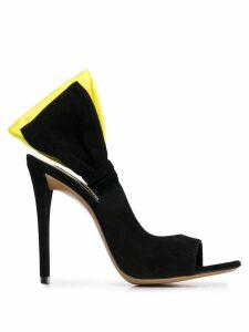 Alexandre Vauthier Audrey sandals - Black