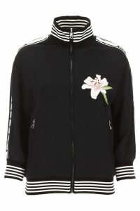 Dolce & Gabbana Lily Patch Sweatshirt