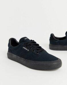 adidas Originals 3MC trainers in black
