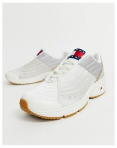 Tommy Jeans summer heritage chunky colourblock trainers-Multi