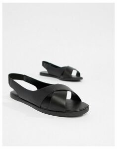 Aldo flat summer shoes-Black