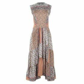 Chloe Tiered Dress