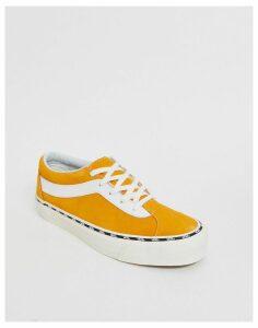 Vans Bold Ni yellow trainers