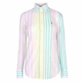 Polo Ralph Lauren Heidi Striped Pique Shirt