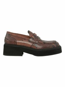 Marni Reptile Effect Loafer