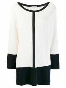 Yves Saint Laurent Pre-Owned 1990's longsleeved blouse - White