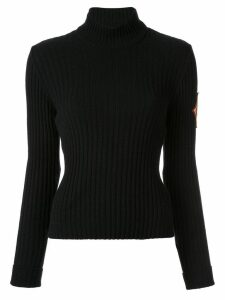 Chanel Pre-Owned long sleeve top - Black