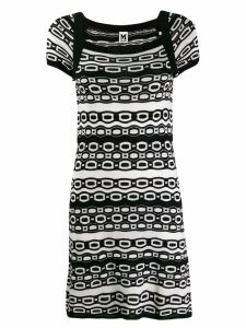 Missoni Pre-Owned 2000's knitted dress - Black