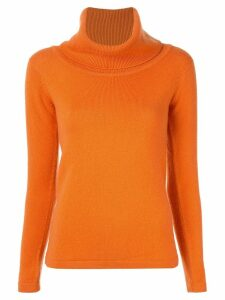 Chanel Pre-Owned cashmere sweater - Orange