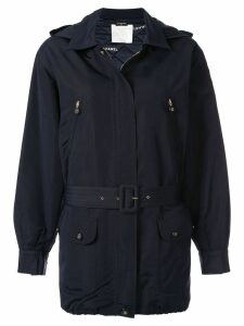 Chanel Pre-Owned Chanel jacket - Blue