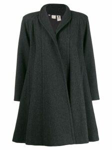 Emanuel Ungaro Pre-Owned '1980s oversized coat - Grey