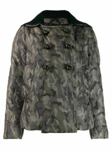 Prada Pre-Owned '2000s camouflage jacket - Green