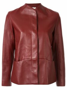 Hermès Pre-Owned Hermes long sleeve jacket - Brown