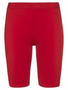 Fantabody cycling shorts - Red