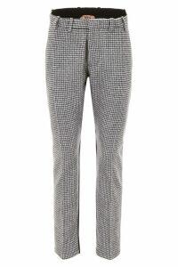 N.21 Bicolor Trousers