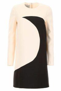 Valentino Dress With Moon Intarsia