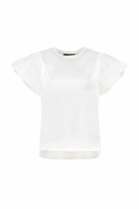 Weekend Max Mara Cerchio Cotton T-shirt