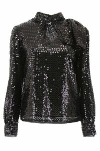 Miu Miu Sequins Blouse