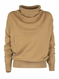 Agnona Sweater Cashmere Neck Ring