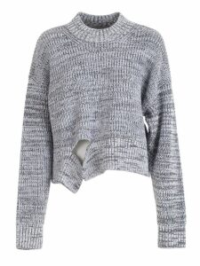 Maison Margiela Sweater L/s W/slit