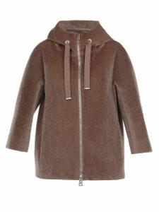 Herno Eco Fur Coat