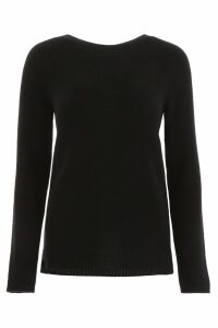 S Max Mara Here is The Cube Giorgio Cashmere Pull