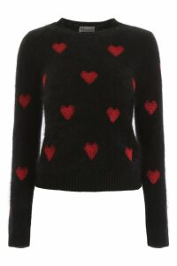 RED Valentino Heart Pullover