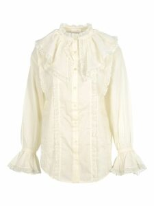 See By Chloe Lace Detail Shirt