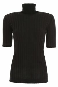 Bottega Veneta Ribbed Turtleneck
