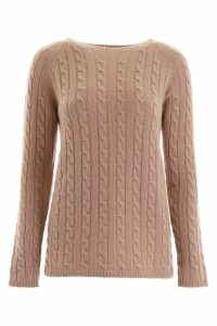 S Max Mara Here is The Cube Giotre Pullover