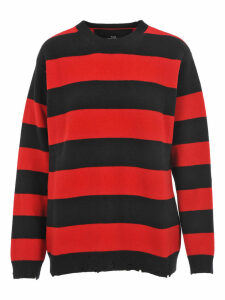 Marc Jacobs Oversized Striped Jumper