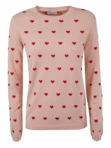 RED Valentino Woven Sweater