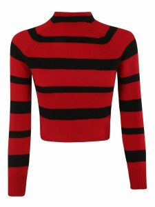 Miu Miu Striped Sweater