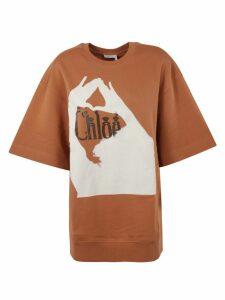 Chloé Printed Top