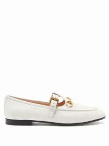 Dodo Bar Or - Nell Floral-print Cotton-poplin Smock Dress - Womens - Cream Print