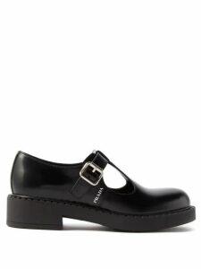 Muzungu Sisters - Frangipani Embroidered Circle-print Silk Dress - Womens - Purple Multi