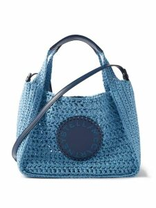 D'ascoli - Bedford Floral-print Ruffle-trim Silk Top - Womens - Yellow