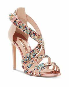 Sophia Webster Women's Danae 100 Embellished High-Heel Sandals