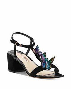 Sophia Webster Women's Riva 60 Block-Heel Sandals